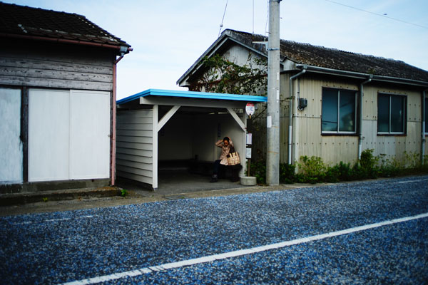 城ヶ島漁協前バス停.jpg